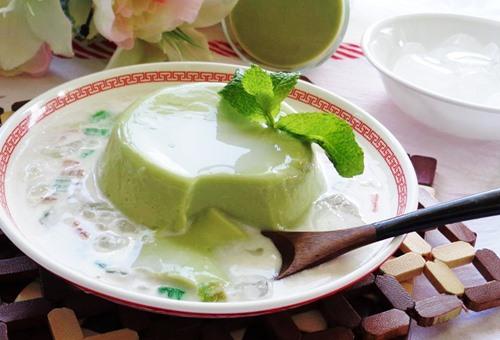 che bo tuoi mat 5 - Cách nấu chè bơ tươi mát hấp dẫn ngày hè