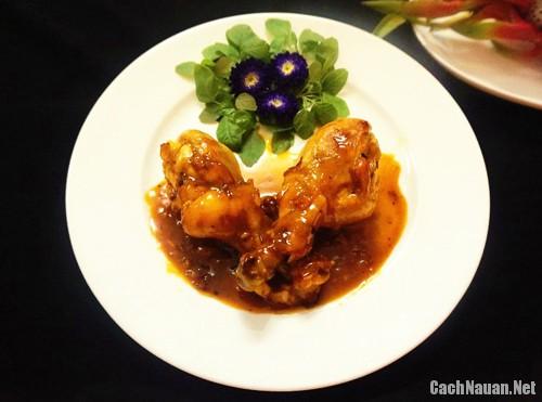 dui ga ro ti 51 - Cách làm món đùi gà rô ti thơm ngon hấp dẫn