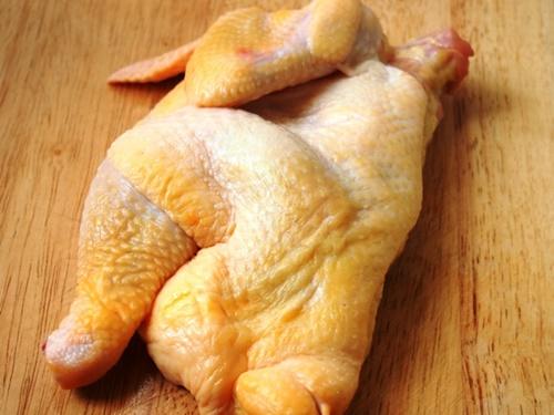 mon ga nuong muoi - Cách làm gà nướng muối vừa ngon lại đơn giản