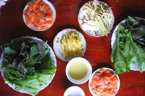 dac san noi tieng son la 91 - 10 món đặc sản ngon nổi tiếng của tỉnh Sơn La