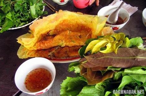 mon an dac san binh dinh 6 - 10 món ăn đặc sản nổi tiếng của miền đất võ Bình Định