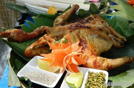 mon an dac san dac lac - 10 món ăn đặc sản nổi tiếng của Đắc Lắc