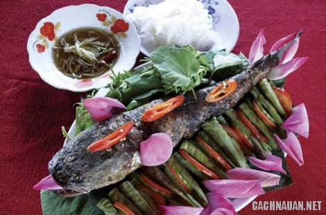 mon an dac san dong thap 10 - 10 món đặc sản ngon nổi tiếng của Đồng Tháp