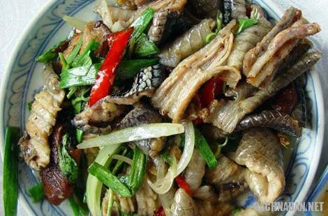 mon an dac san dong thap 6 - 10 món đặc sản ngon nổi tiếng của Đồng Tháp
