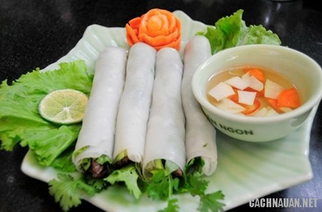 mon an dac san ha noi 6 - 10 món ăn đặc sản nổi tiếng không nên bỏ lỡ khi du lịch Hà Nội