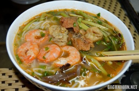 mon an dac san hai phong 5 - 10 món ăn đặc sản nổi tiếng của đất cảng Hải Phòng