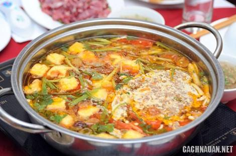 mon an dac san hai phong 6 - 10 món ăn đặc sản nổi tiếng của đất cảng Hải Phòng