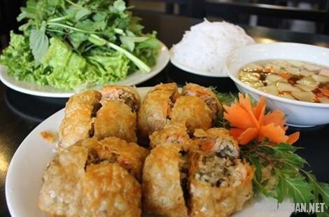 mon an dac san hai phong 7 - 10 món ăn đặc sản nổi tiếng của đất cảng Hải Phòng