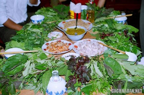 mon an dac san kon tum 5 - 10 món đặc sản nổi tiếng của tỉnh Kon Tum