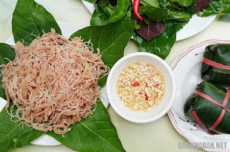 mon an dac san ninh binh 11 - 10 món ngon đặc sản nổi tiếng của Ninh Bình