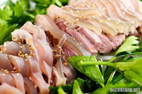 mon an dac san ninh binh 7 - 10 món ngon đặc sản nổi tiếng của Ninh Bình
