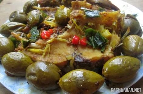mon an dac san phu tho 4 - 10 món ăn đặc sản nổi tiếng của vùng đất tổ Phú Thọ