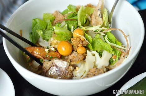10 món ăn đặc sản nổi tiếng của Quảng Nam