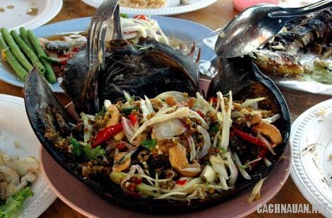 mon an dac san quang ninh 8 - 10 món đặc sản không thể bỏ qua khi du lịch Quảng Ninh