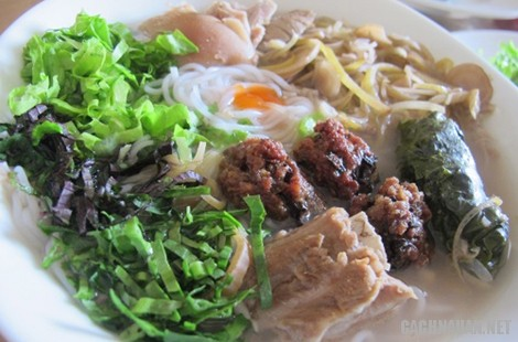 mon an dac san thai binh 4 - 10 món ăn đặc sản nổi tiếng của quê lúa Thái Bình