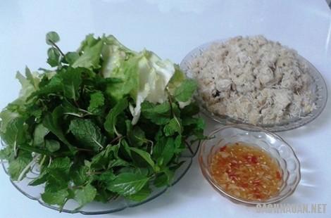 mon an dac san tien giang 4 - 10 món đặc sản ngon nổi tiếng của Tiền Giang