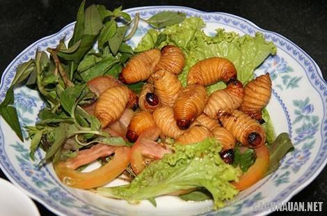 mon ngon dac san ben tre 2 - 10 món đặc sản nổi tiếng của Bến Tre