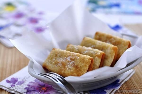 cach lam banh chuoi chien an cuc ngon 5 - Cách làm bánh chuối chiên ăn cực ngon