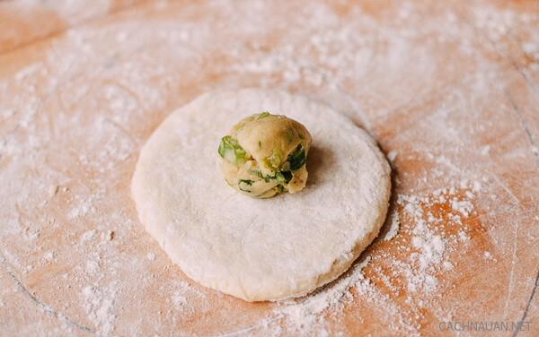 Cách làm bánh mỳ vừng kiểu Thượng Hải thơm phức