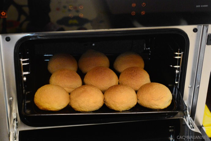 Cách làm bánh paparoti thơm ngon