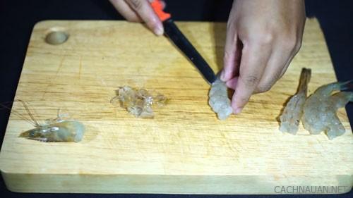 cach lam mon tom ngam dam chua gion hap dan cho bua toi - Cách làm món tôm ngâm dấm chua giòn hấp dẫn cho bữa tối