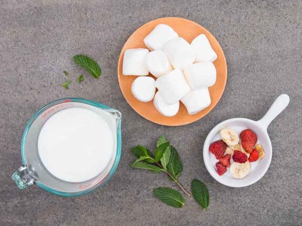 Cách làm pudding sữa mềm mịn mát lịm