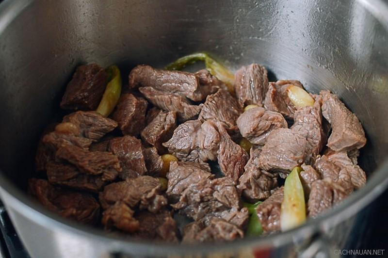 cach nau bun bo kho ngon thom cho ca nha 3 - Cách nấu bún bò kho ngon thơm cho cả nhà