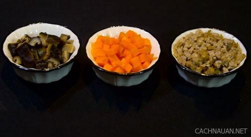 Cách nấu đậu hũ kiểu Tứ Xuyên béo bùi