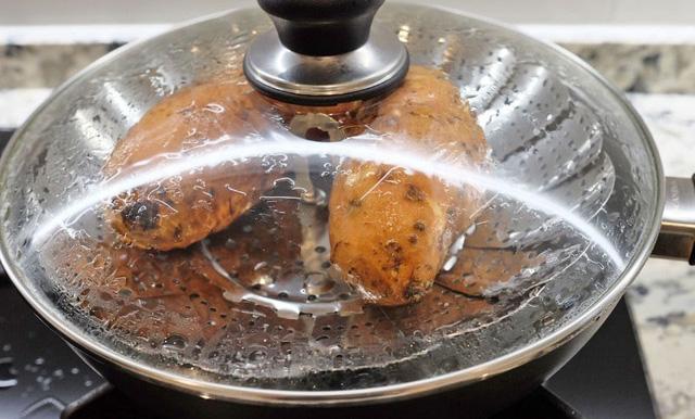 Cách làm bánh khoai chiên rất đẹp mà ngon tuyệt
