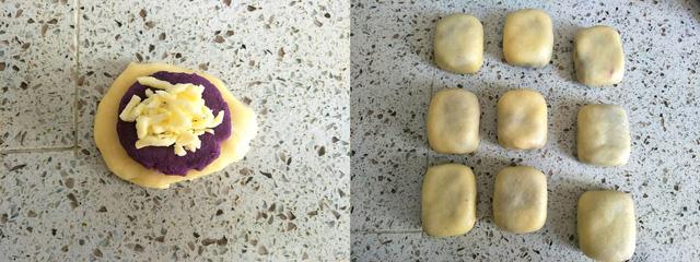 Cách làm bánh khoai lang phô mai tuyệt ngon