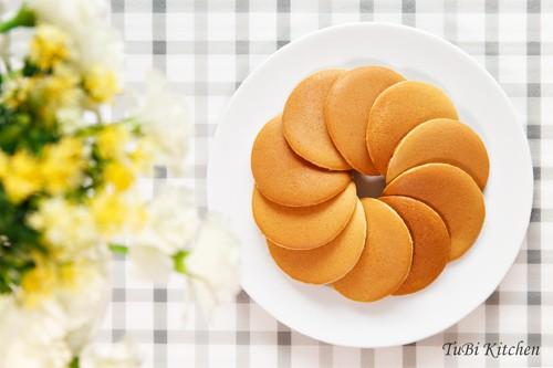 Cách làm bánh pancake thơm nức mũi cho cả nhà bữa sáng