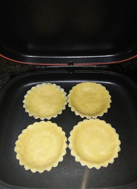 Cách làm bánh tart không cần lò nướng