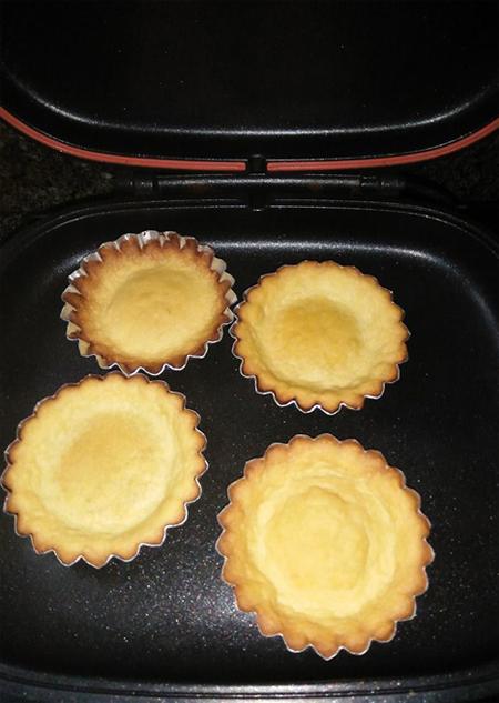 cach lam banh tart khong can lo nuong 2 - Cách làm bánh tart không cần lò nướng