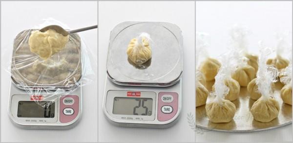 Cách làm bánh trung thu dẻo nhân sầu riêng thơm lừng