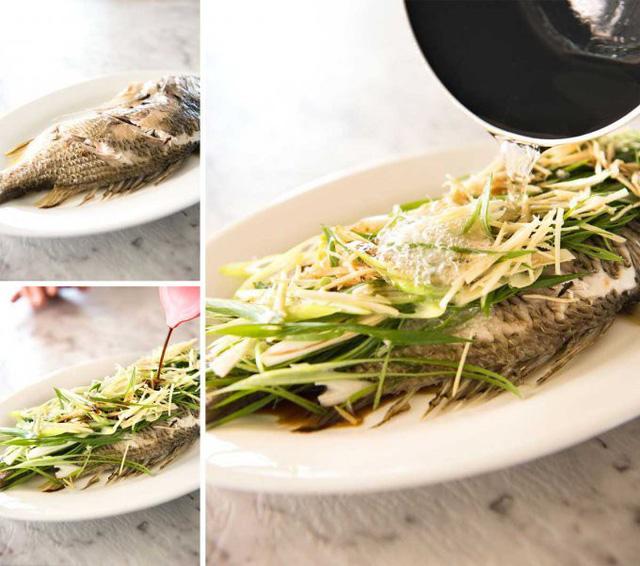 cach lam ca hap vua ngon vua nhanh lai khong lo dau mo 2 - Cách làm cá hấp vừa ngon vừa nhanh lại không lo dầu mỡ