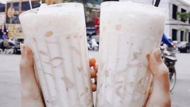 cach lam dua dam - Cách làm dừa dầm đơn giản mà ngon