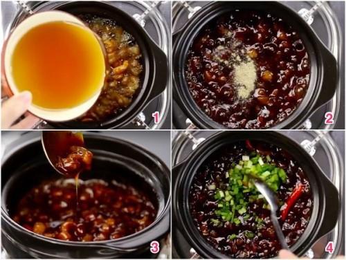 Cách làm kho quẹt cho mâm cơm ngon