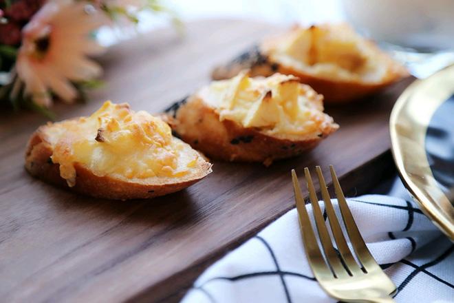 Cách làm món bánh mì bơ thơm ngậy đổi vị cho bữa sáng