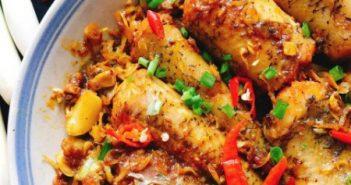 Cách làm món cá mối kho sả đậm đà đưa cơm