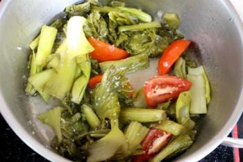 cach lam mon gan bo ham dua cai chua ngot ngon mieng 4 - Cách làm món gân bò hầm dưa cải chua ngọt ngon miệng
