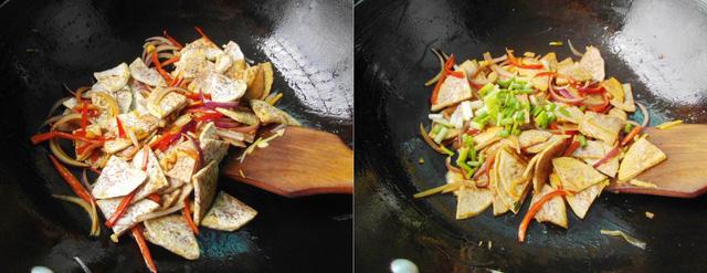 cach lam mon khoai mon xao chay ngon bat ngo 3 - Cách làm món khoai môn xào chay ngon bất ngờ