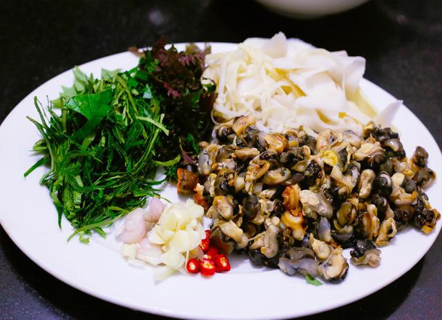 Cách làm món ốc om chuối đậu ngon tuyệt