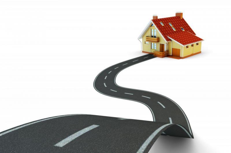 it tien van mua duoc nha to o nho di duong vong - Ít tiền vẫn mua được nhà to ở nhờ đi đường vòng